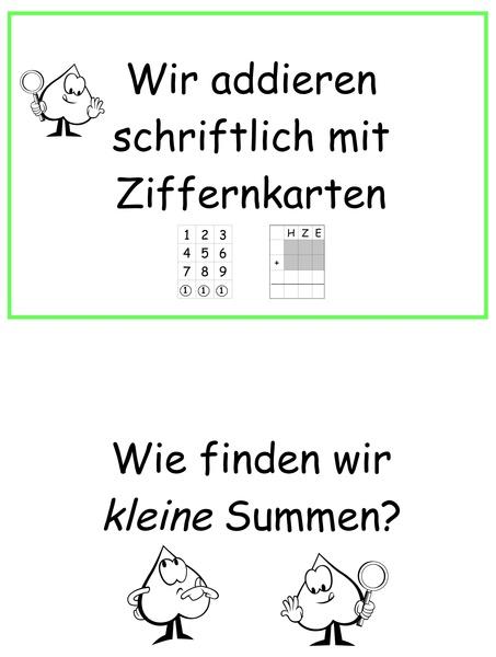 Mathe lernen 3